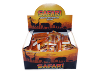 1 Box Bubble gum Safari soft bubble gum (Turkey) + International sending Registred Paket witch Track Number - very tasty!!!-