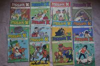 Mosaik Abrafaxe Sammlung - series 1979 - 5st.  - комплект немецких детских комиксов за 1979 год. 5 штук (Германия!).
