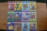 Mosaik Abrafaxe Sammlung - series 1980 - 8st.  - комплект немецких детских комиксов за 1980 год. 8 штук (Германия!).