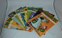 Mosaik Abrafaxe Sammlung - Full series 1982 - 12 st.  - Полный комплект немецких детских комиксов за 1982 год. (Германия!).