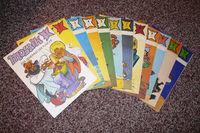 Mosaik Abrafaxe Sammlung - Full series 1983 - 12 st.  - Полный комплект немецких детских комиксов за 1983 год. (Германия!).