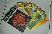 Mosaik Abrafaxe Sammlung - Full series 1986 - 12 st.  - Полный комплект немецких детских комиксов.