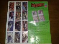Album Stickers Disney World of Animals