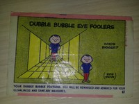 Fleer - Dubble bubble №87