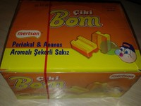 1 box bubble gum CikiBom #2