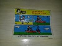 Allu old Purukumi Bubble Gum - Jenkki
