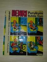 HENRY #14 Jenkki Purukumi Bubble Gum (Финляндия)
