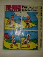 HENRY #18 Jenkki Purukumi Bubble Gum (Финляндия)