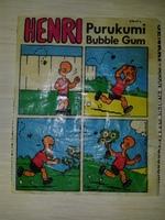 HENRY #13 Jenkki Purukumi Bubble Gum (Финляндия)
