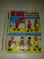 HENRY #1 Jenkki Purukumi Bubble Gum (Финляндия)