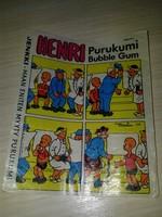 HENRY #3 Jenkki Purukumi Bubble Gum (Финляндия)