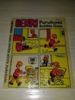 HENRY #4 Jenkki Purukumi Bubble Gum (Финляндия)