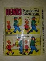 HENRY #7 Jenkki Purukumi Bubble Gum (Финляндия)