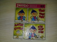Pembo Old - Rarity #63