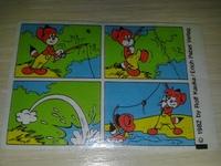 Fix & Foxi small разных с надписью 1982 #6