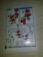 Fix & Foxi small разных с надписью 1982 #4