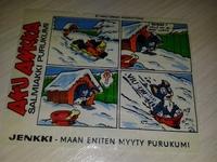 Aku Ankka 1975 year #6
