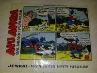 Aku Ankka 1975 year #8