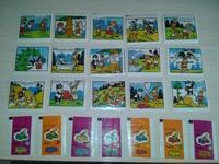 Full Series Zajda -  Комиксы про зайца. different 78 шт + 7 оберток