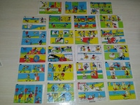Full Series Donald small different 103шт