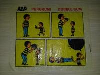 Allu Purukumi Bubble gum #1