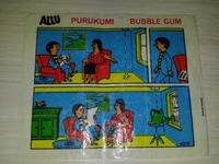 Allu Purukumi Bubble gum #3