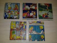 Americana Comic Bubble Gum different 5 штук