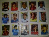 Full Series FINAL черные номера, Звезды ЧМ '86 и ЧЕ '88 по футболу different 60 шт.