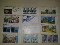 12 different Malabar te Fait jouer avec Obelix