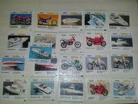 20 different Bombibom series