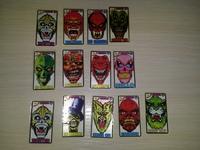 40 different stickers Koley Iskeletor