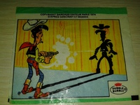 Lucky Luke DUBBLE BUBBLE  #16