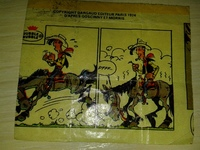 Lucky Luke DUBBLE BUBBLE  #13