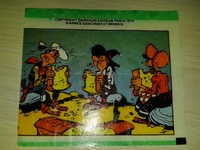Lucky Luke DUBBLE BUBBLE  #11