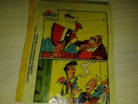 Lucky Luke DUBBLE BUBBLE  #9