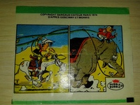 Lucky Luke DUBBLE BUBBLE  #7
