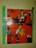Lucky Luke DUBBLE BUBBLE  #6