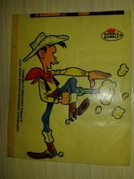 Lucky Luke DUBBLE BUBBLE  #14