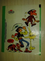 Lucky Luke DUBBLE BUBBLE  #5
