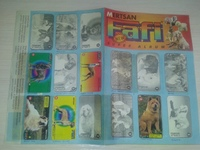 Album stickers Fafi