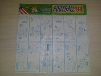 Album stickers Football 94
