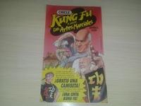 Album stickers Kung Fu