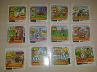 hanuta series Die Olimpischen Spiele, different 21/25 unit