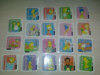 hanuta series Simpsons, different 19/24 unit