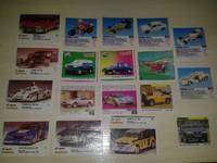 18 wrappers Badi, Kobra, Guisval Race