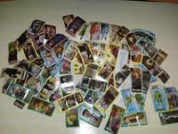 200 different stikers bubble gum Neptun (Ukraine)