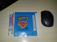 Big Wrappers Superman II #3 Topps 1979 yahr
