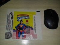 Big Wrappers Superman #2 1979yahr