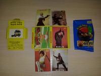 cards Kickboxer + cards auto
