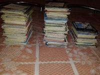 Коллеция карманных календарей 1967-1986 год - более 1000 штук (collection of pocket calendars 1967-1986)